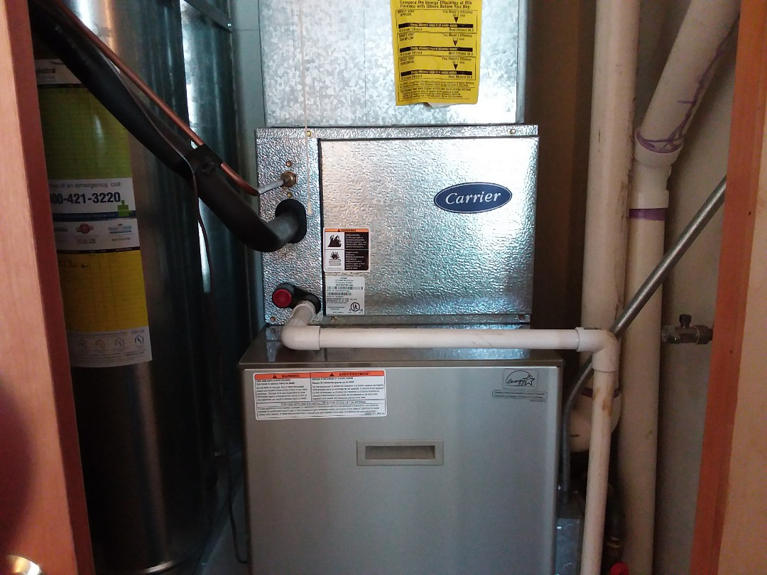 Glen Ellyn, IL - Furnace check
