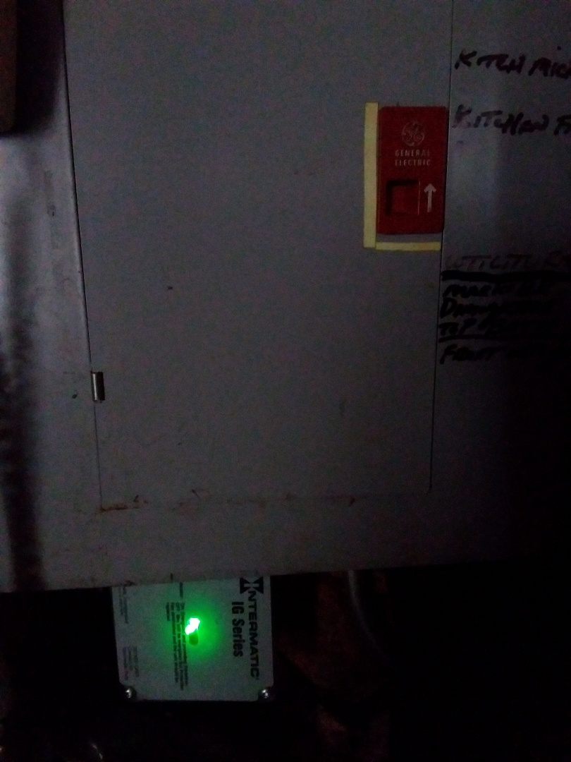 Lockport, IL - Install whole house Intermatic surge protector