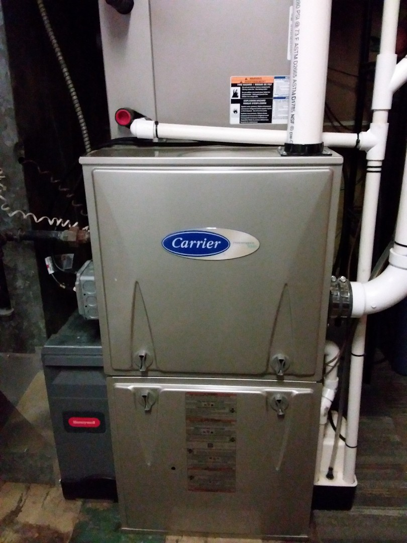 Chicago, IL - Yearly Maintenance for Carrier furnace