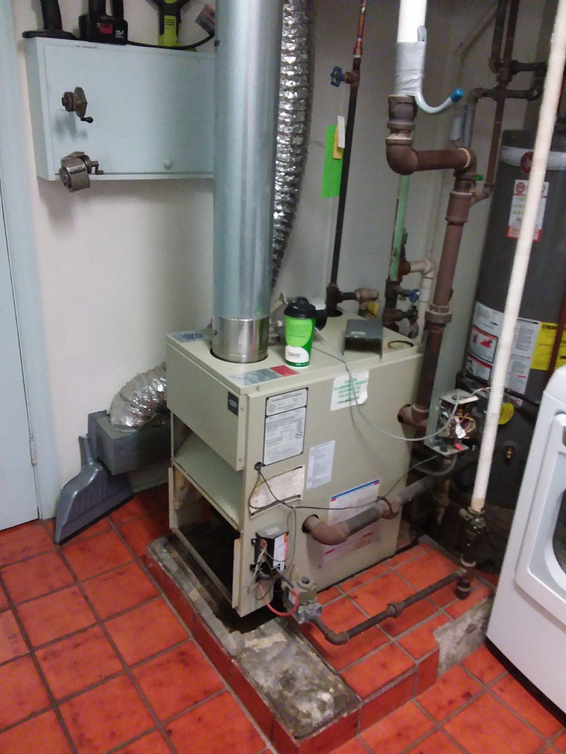 Chicago, IL - Installation of a carrier boiler replacement of a carrier boiler replacement