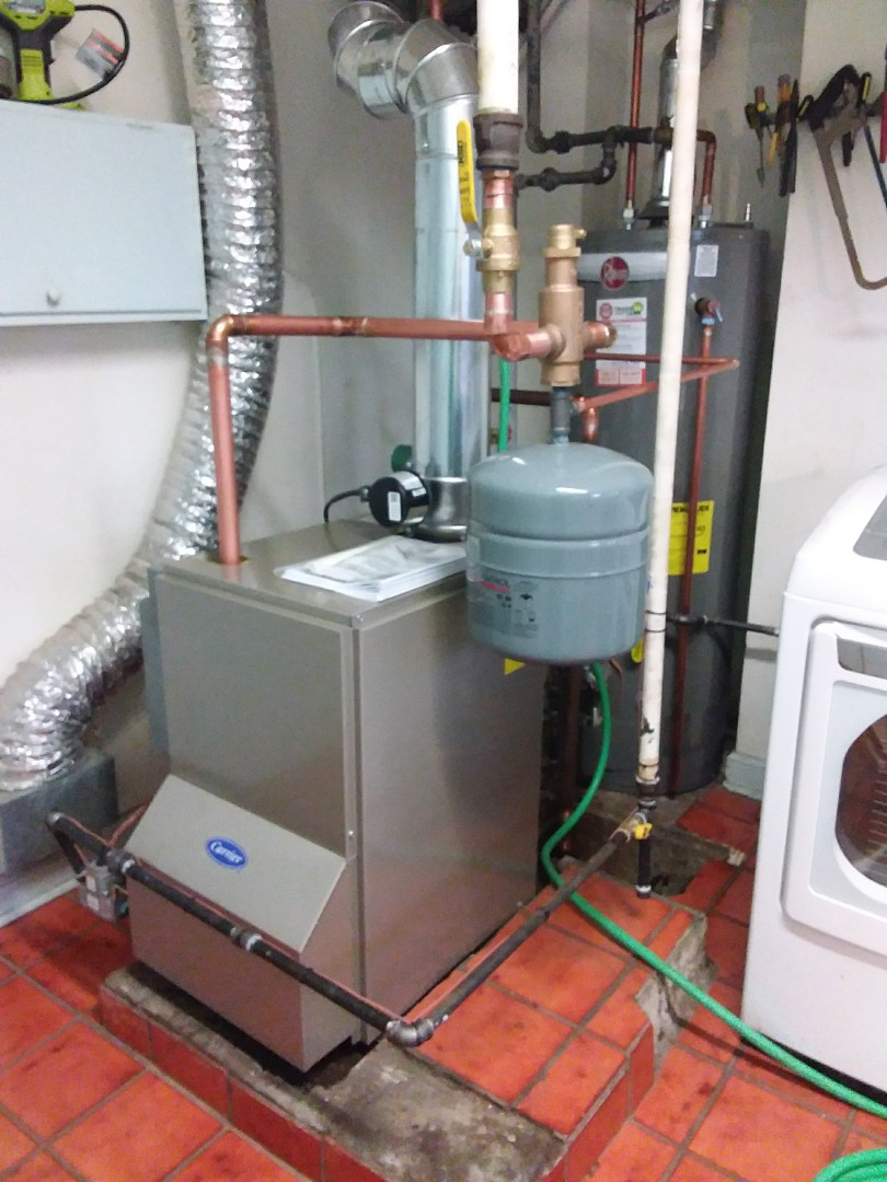 Chicago, IL - Boiler replacement