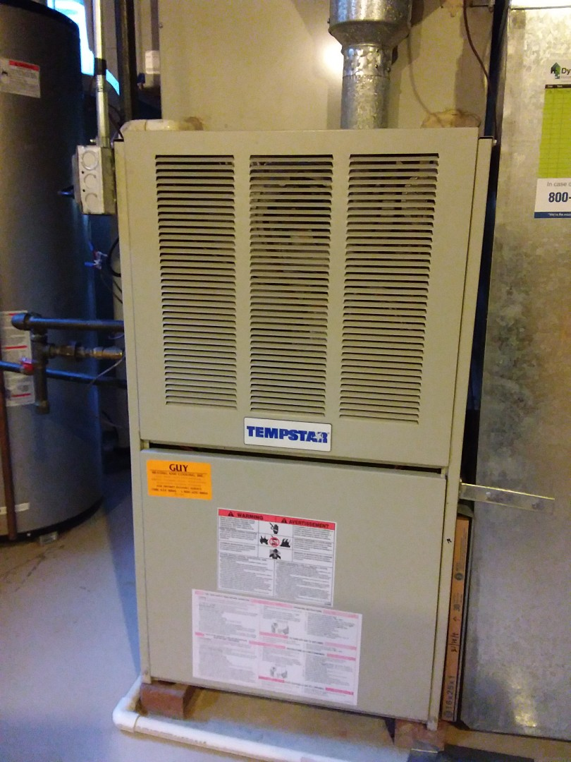 Orland Park, IL - Repair Tempstar furnace
