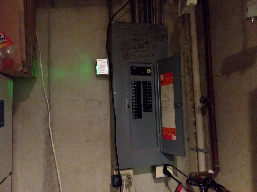 Aurora, IL - Installed surge protector