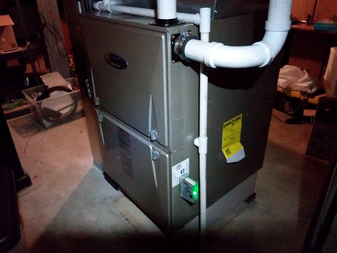 Lincolnshire, IL - Furnace clean and checked