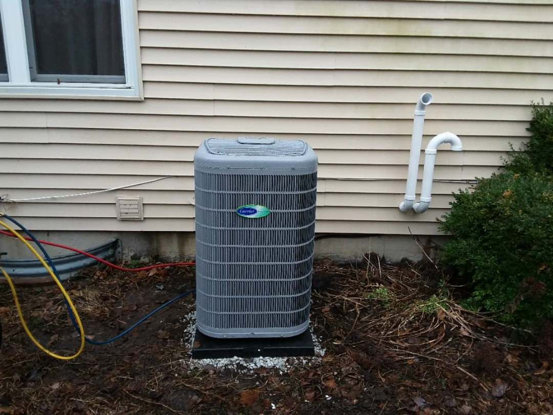 Batavia, IL - Installation of new carrier infinity air conditioner