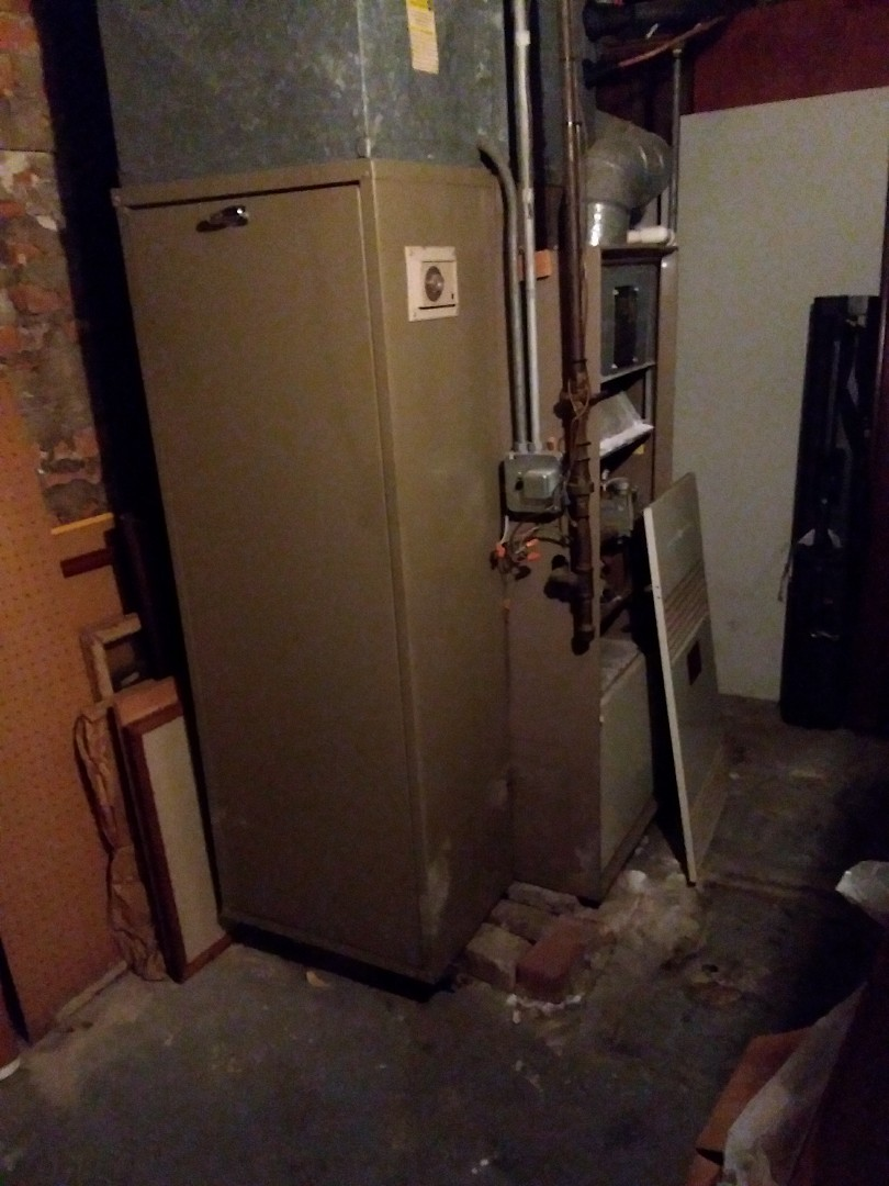 La Grange, IL - Installation of a carrier furnace