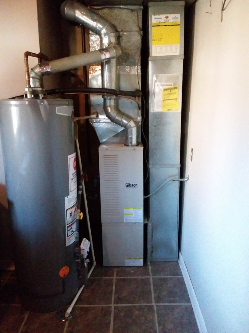 Posen, IL - New furnace installation