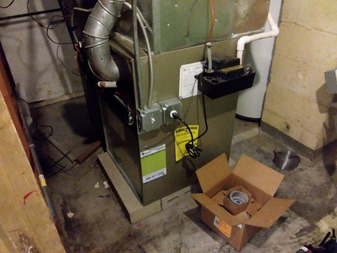 Oak Park, IL - Furnace repair