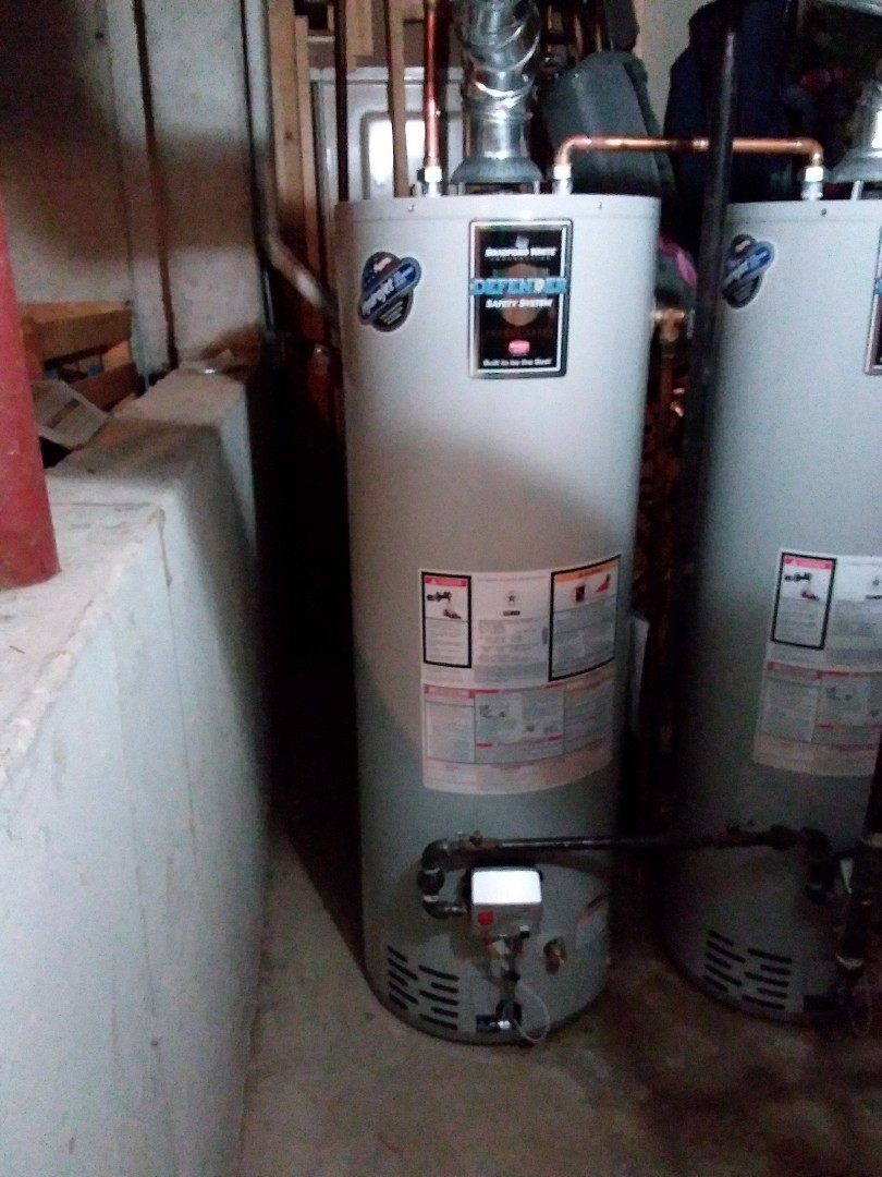 Naperville, IL - Installation of new water heater