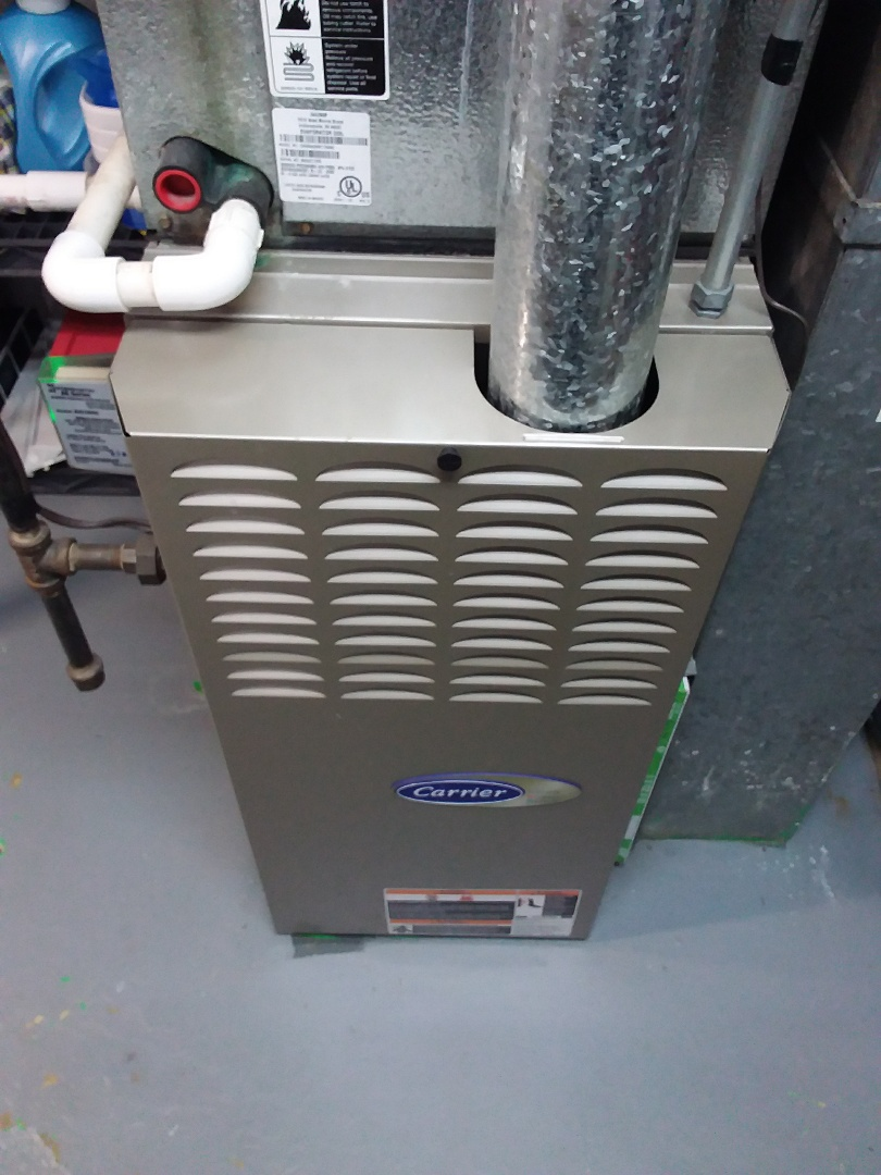 Alsip, IL - Servicing and Carrier Furnace