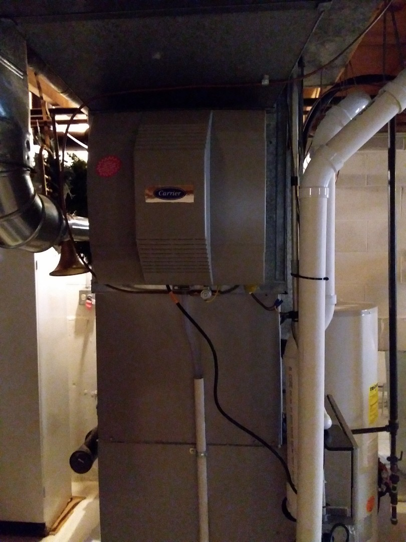 Chicago, IL - CARRIER humidifier replacement