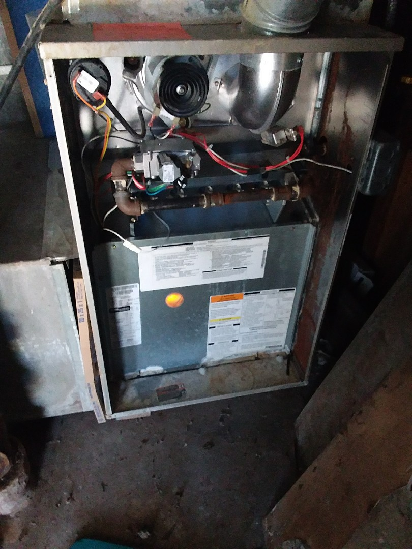 Joliet, IL - Maintaining a carrier furnace