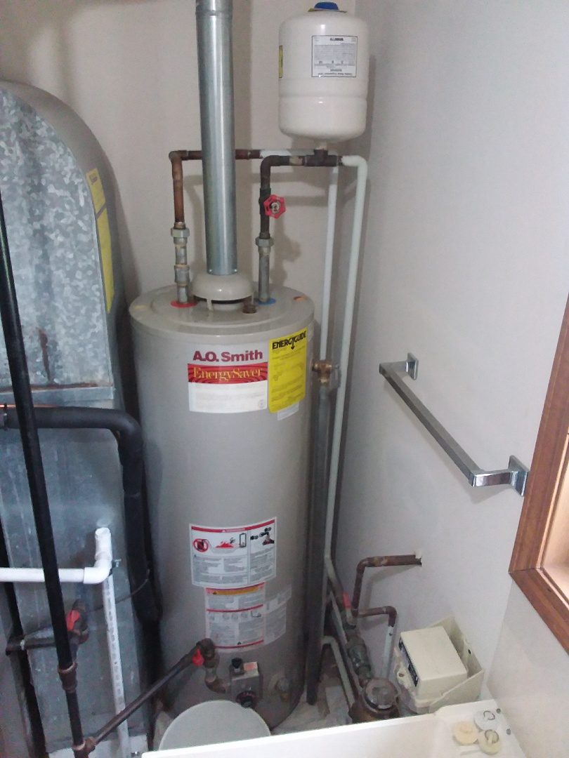 Palos Park, IL - Installation of a water heater replacement
