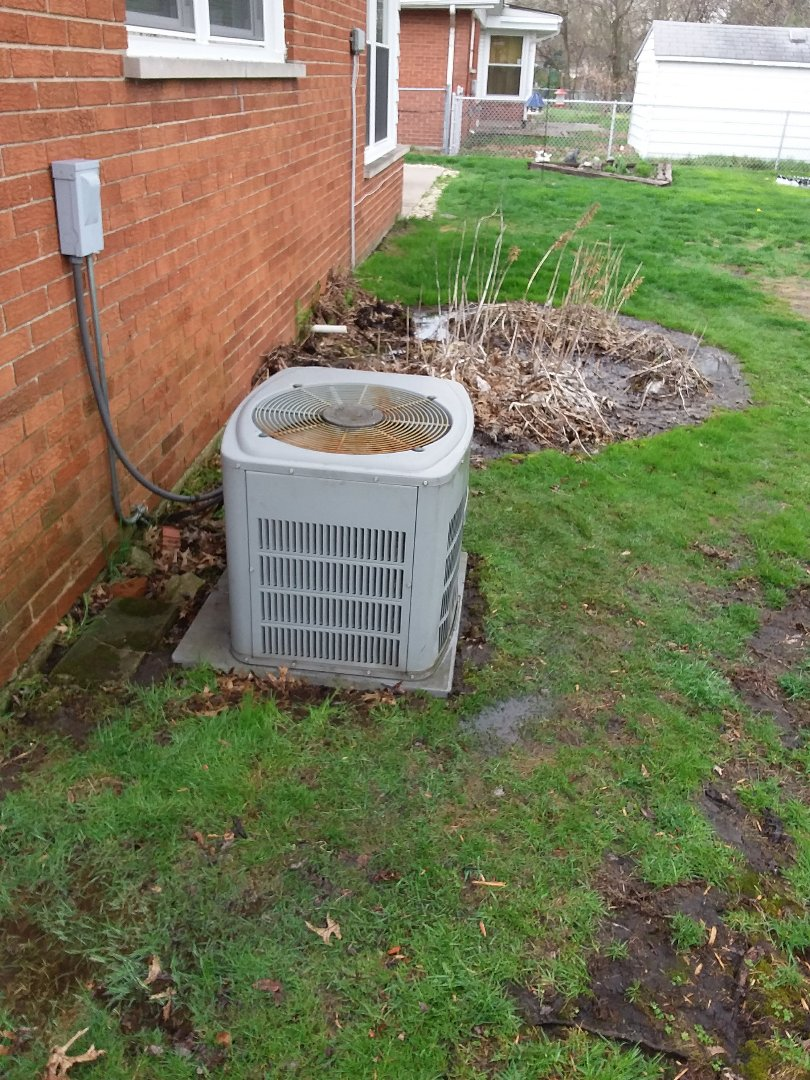 Hazel Crest, IL - Maintaining an American Standard AC unit