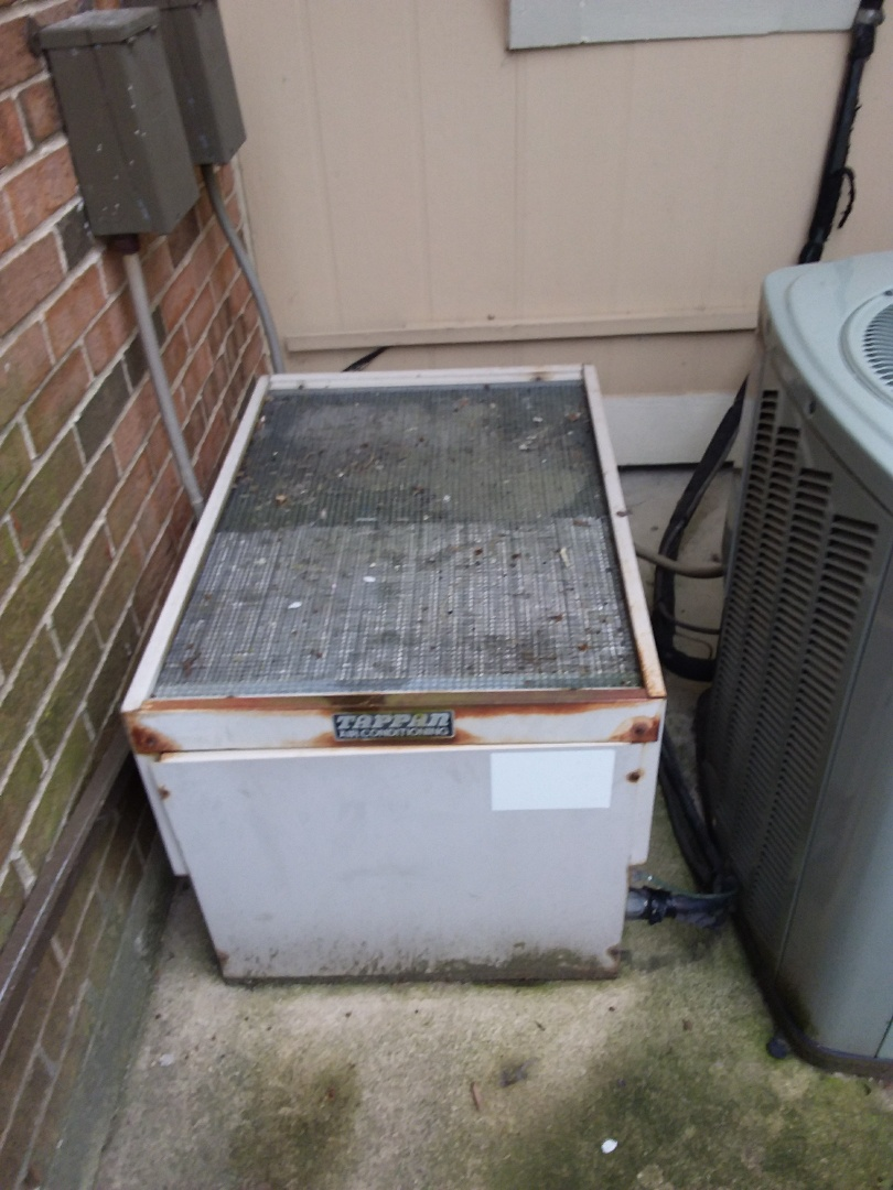 Wheeling, IL - Installation of carrier air conditioner replace old tappan air conditioner