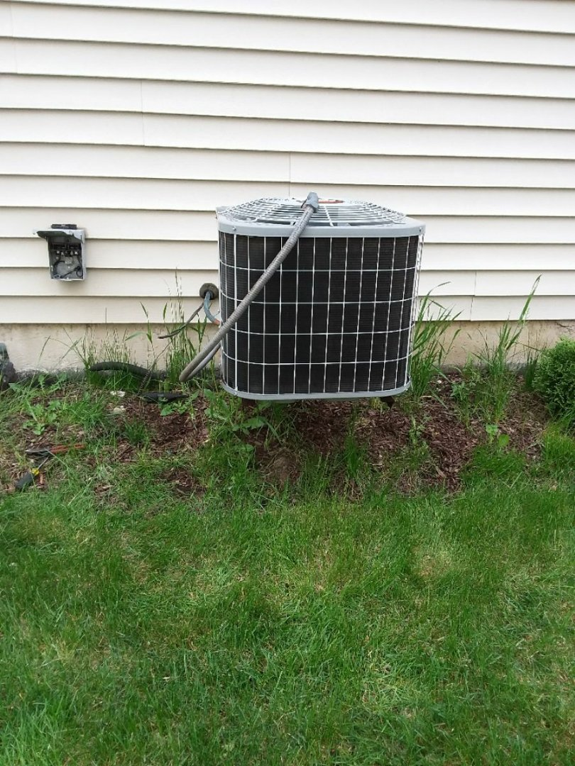Romeoville, IL - Installing new ac coil