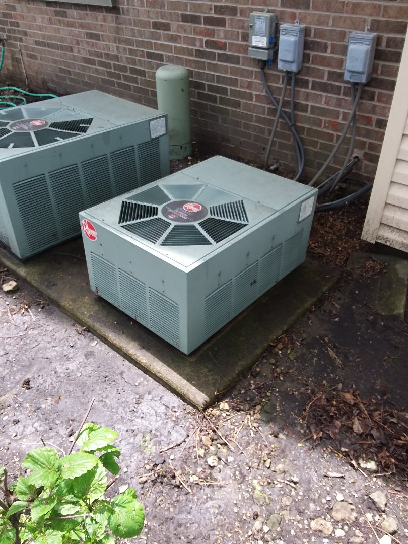 Winfield, IL - AC clean and check system