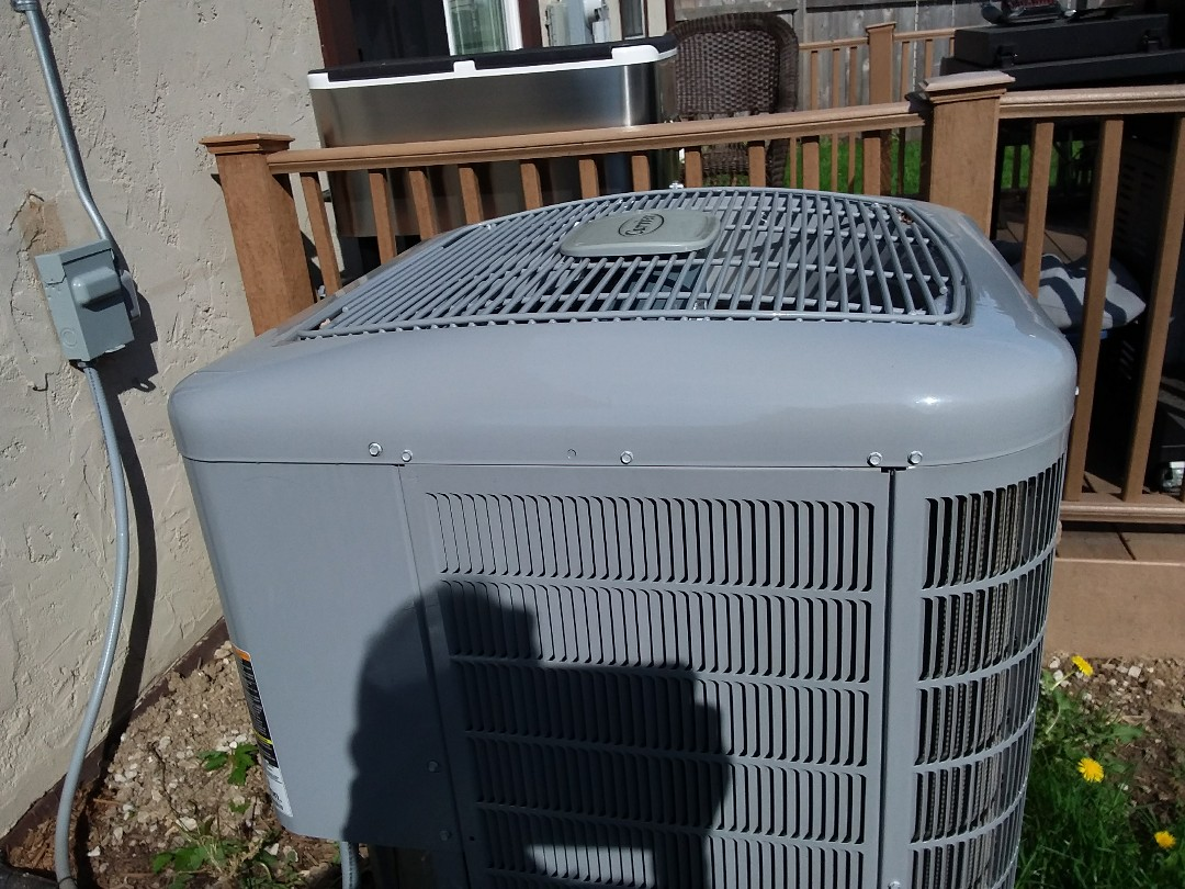 Checked and cleaned A/C