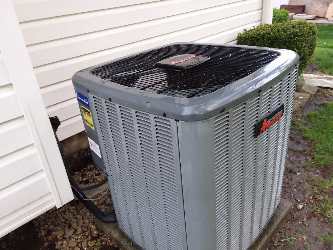 Elk Grove Village, IL - Checked and cleaned A/C