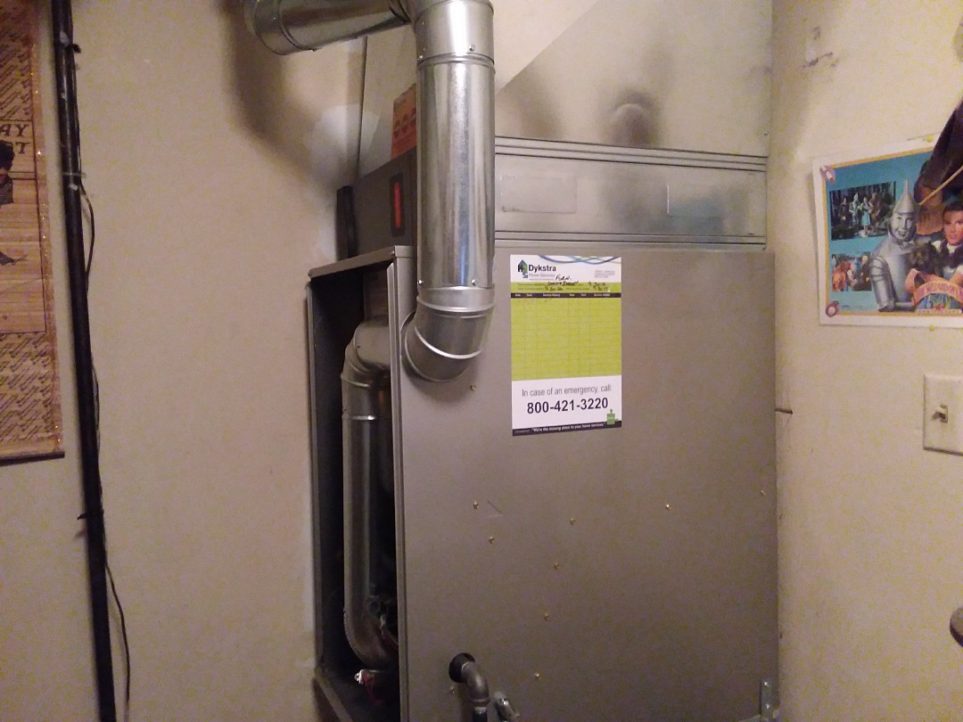 Hoffman Estates, IL - Furnace clean and check and A/C