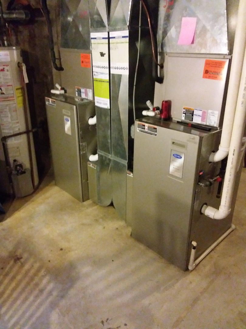 Palos Park, IL - Maintaining to carrier furnaces