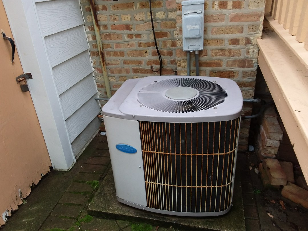 Skokie, IL - Checked and cleaned A/C
