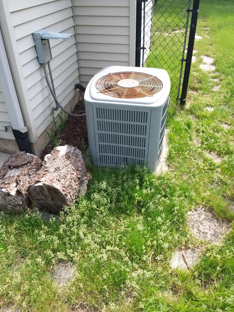 Naperville, IL - New carrier air conditioning system installation