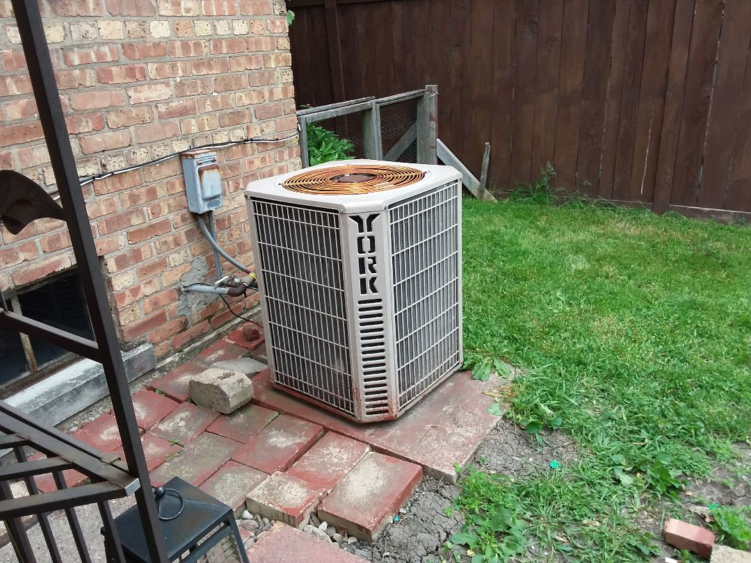 Elmwood Park, IL - A/C repair
