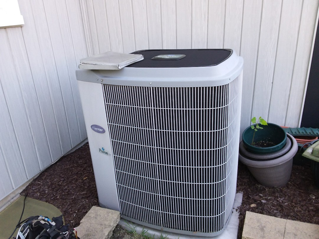 Addison, IL - A/C  clean and check