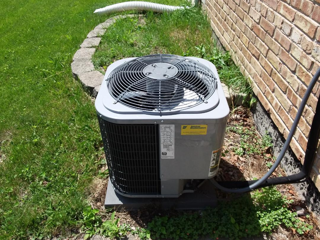 Evanston, IL - A/C clean and check