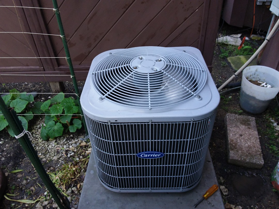 Glenview, IL - A/C clean and check