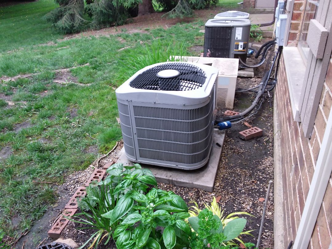 Arlington Heights, IL - A/C clean and check