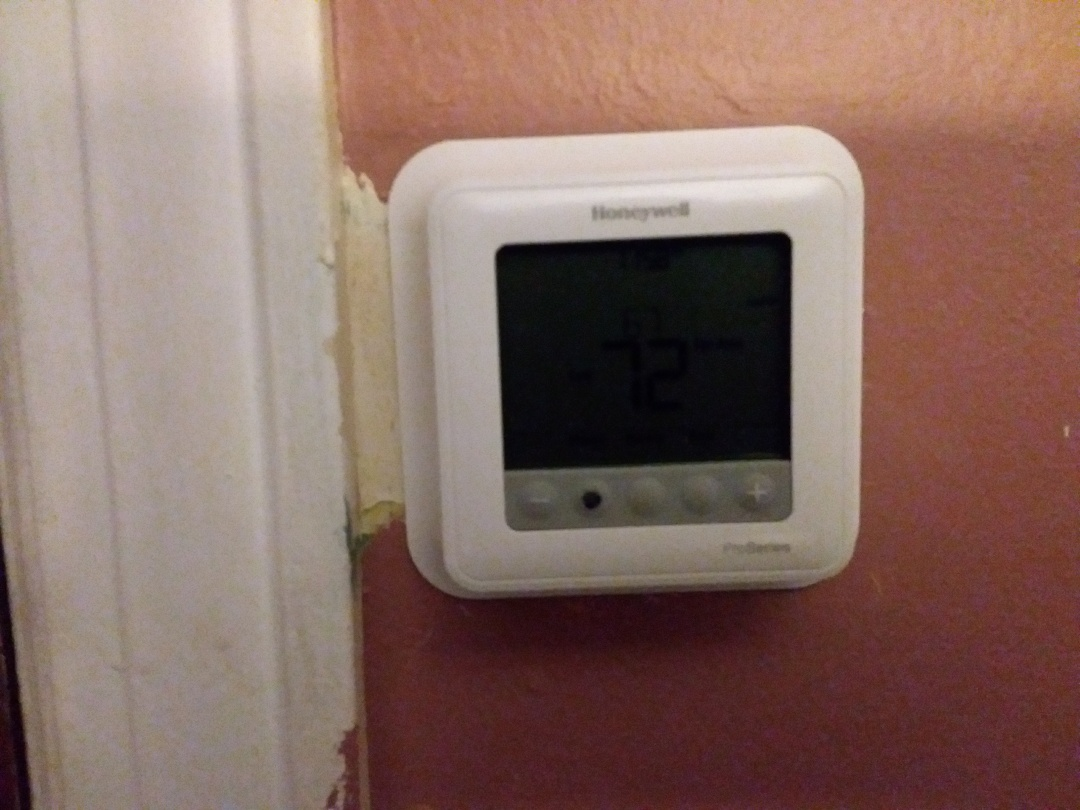 Elmwood Park, IL - Replaced thermostat