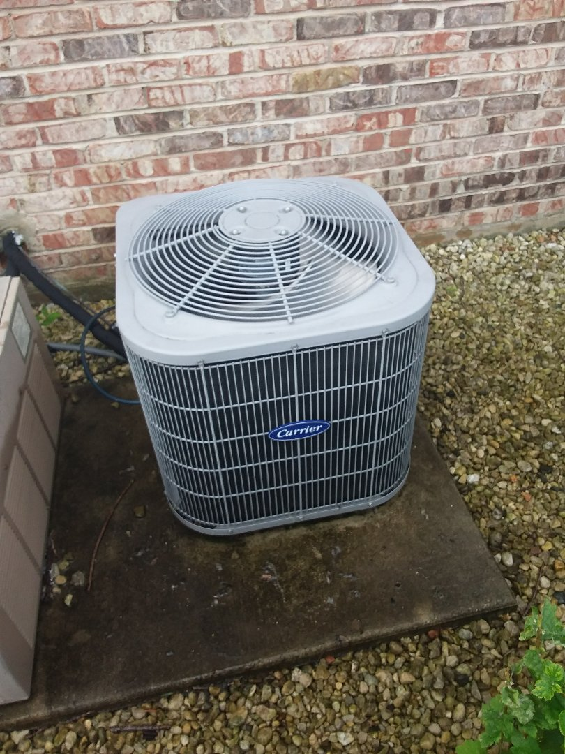 Crestwood, IL - Maintaining a Carrier AC unit
