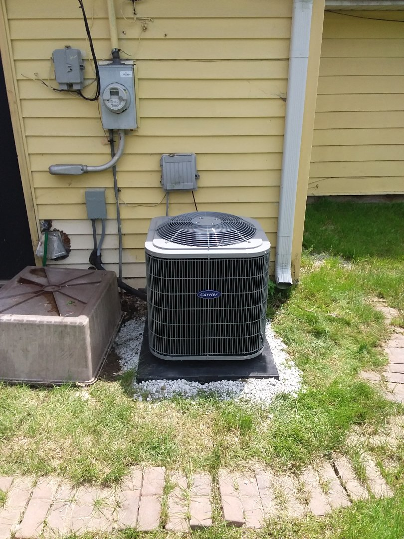 Park Forest, IL - Air Conditioner installation