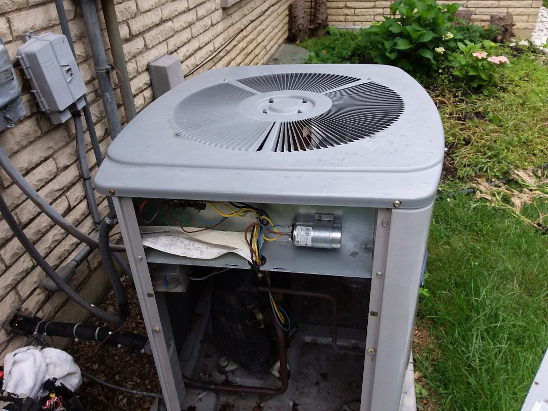 Wheaton, IL - A/C repair