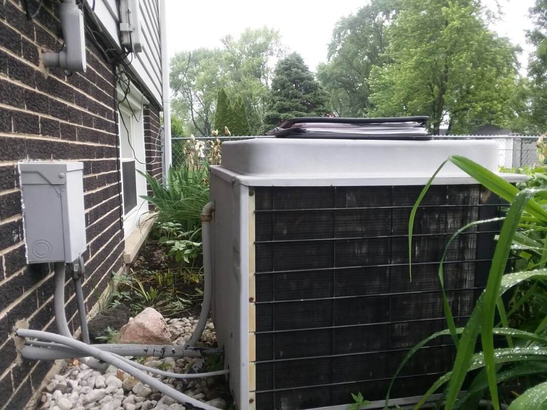 Lansing, IL - Estimate for a new AC