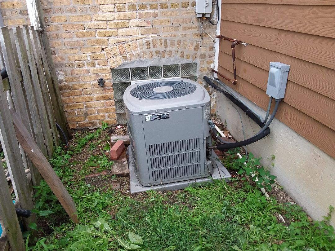 Bellwood, IL - A/c clean and check