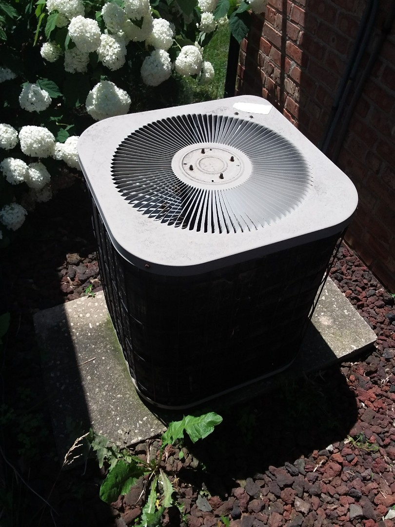 Oak Lawn, IL - Maintaining a Goodman AC unit