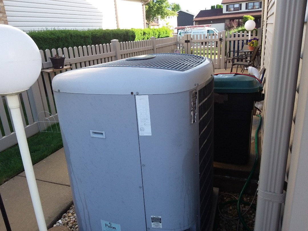 Schaumburg, IL - A/C clean and check