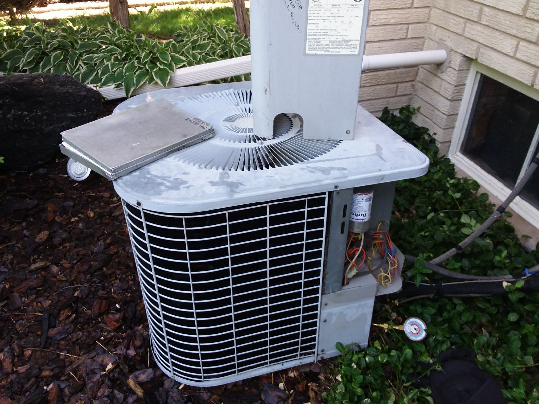Niles, IL - A/C clean and check