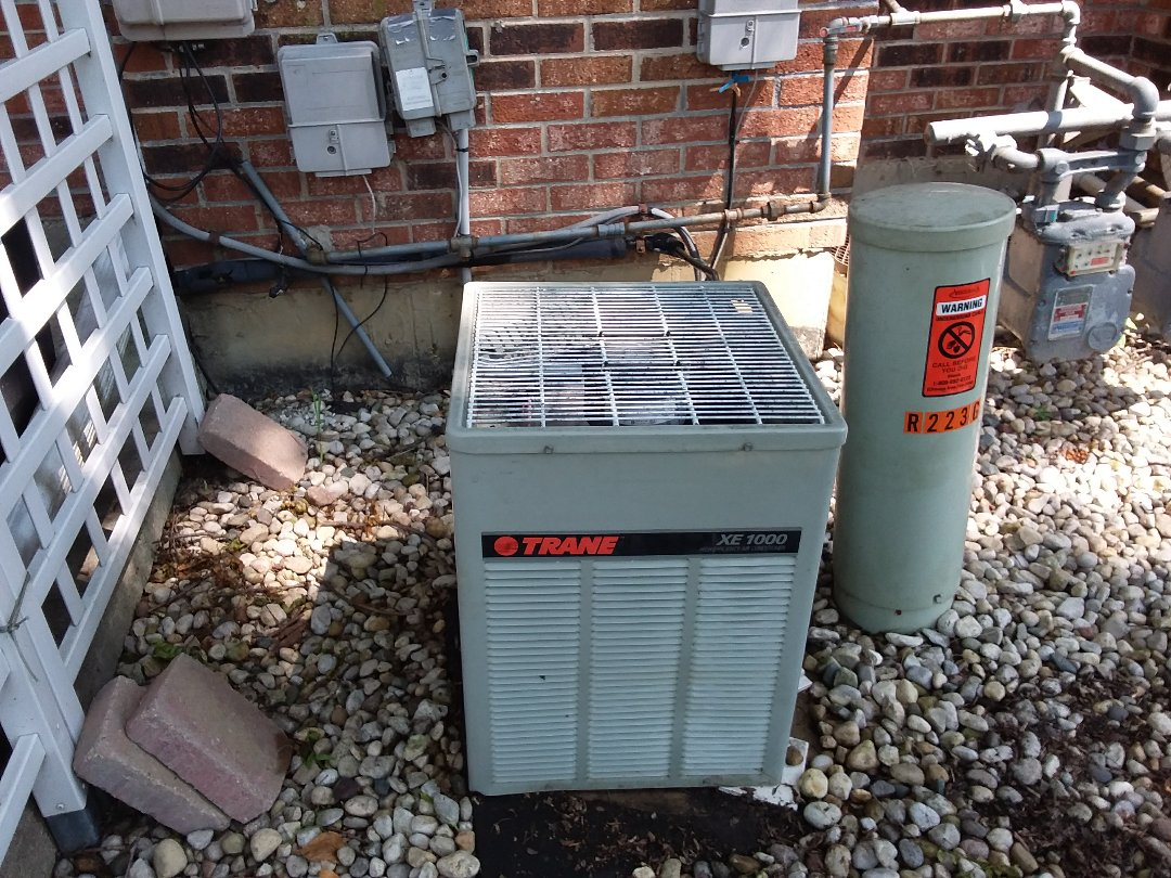 Palatine, IL - A/C clean and check