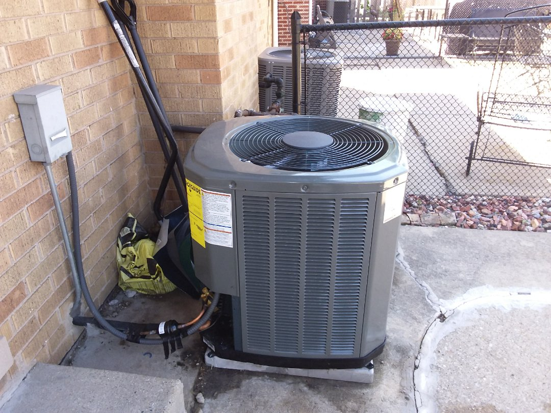 Skokie, IL - Clean and checked A/C