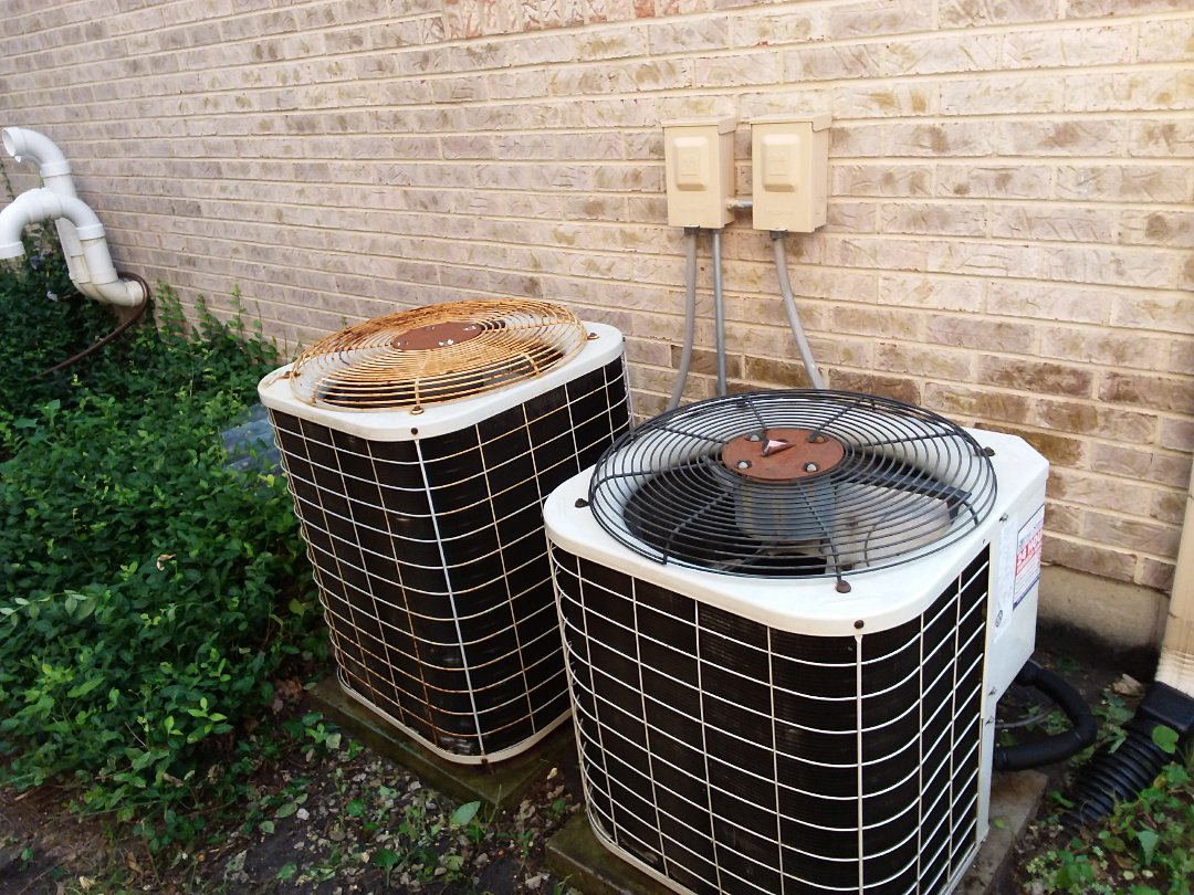 River Forest, IL - Clean and checked 2 A/C systems