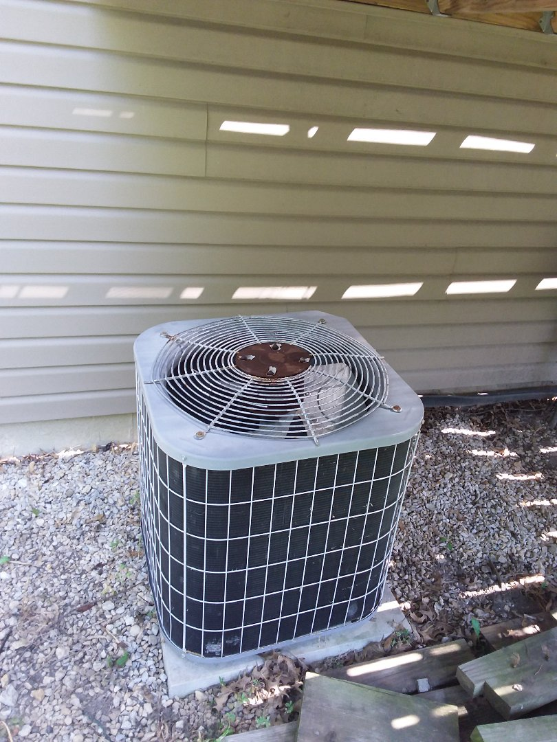 Oak Forest, IL - Installation of new carrier air conditioner