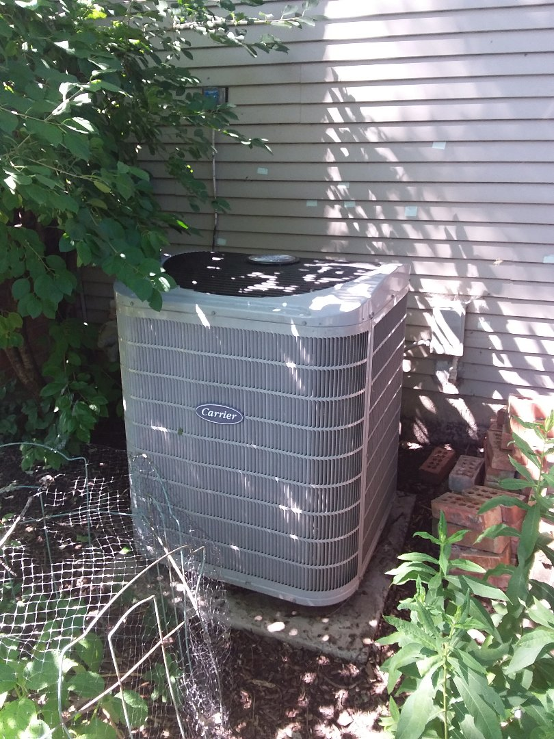 Barrington, IL - Yearly AC,maintenance clean and check for Carrier system