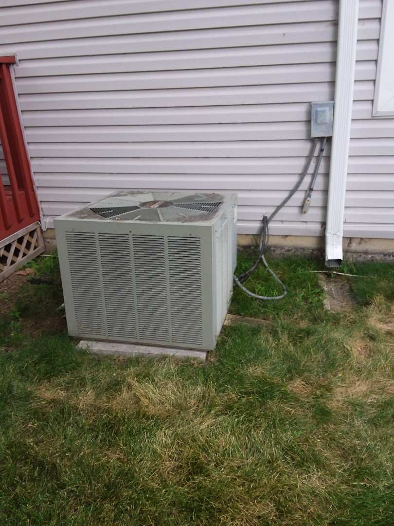 Naperville, IL - New carrier ac