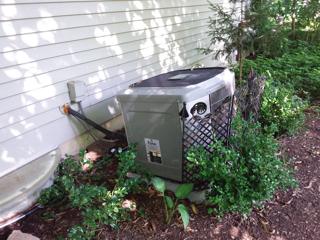 Batavia, IL - Clean and checked A/C