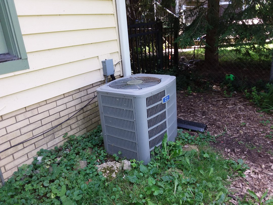 Wilmette, IL - Clean and checked A/C