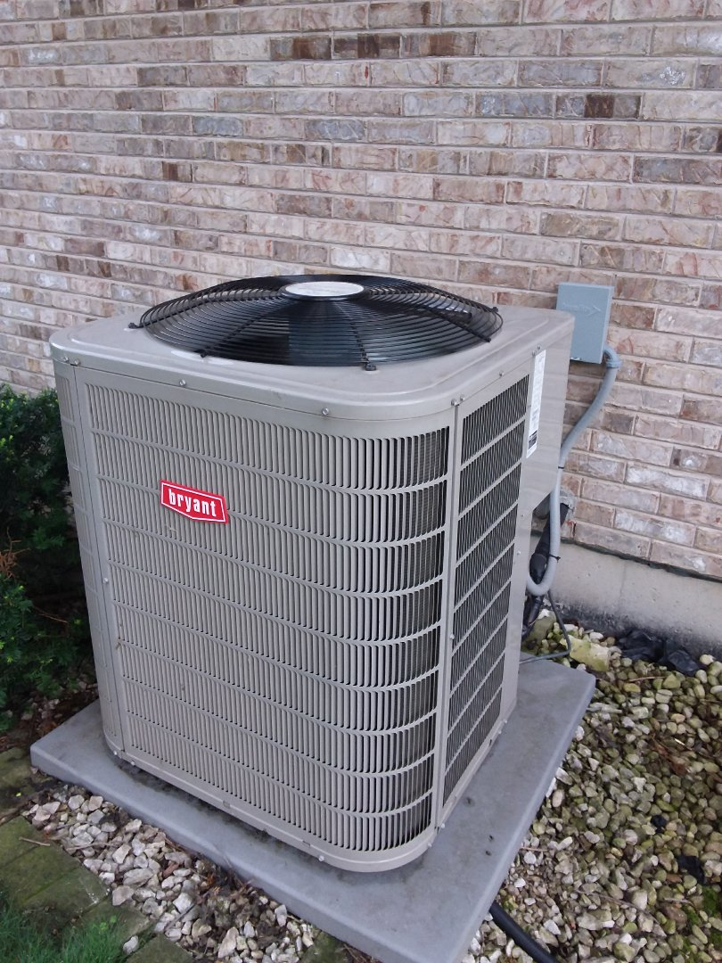 Oak Brook, IL - Yearly Maintenance clean and check for Bryant ac system